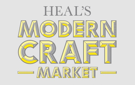 Heals_Modern_Craft_Market_Launch